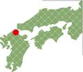 北九州の地図